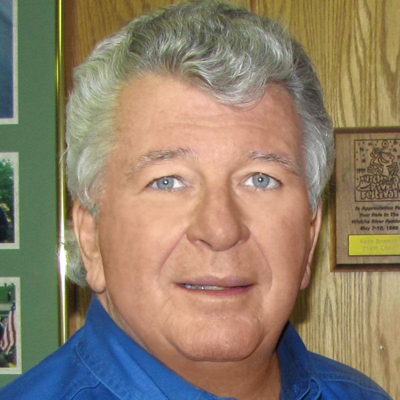 Keith Bomholt