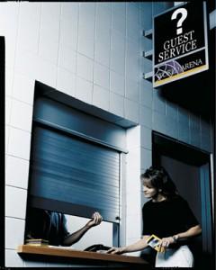 Counter Shutter