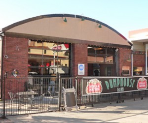 The Pump House is located at the corner of 2nd and Mosley in Wichita.